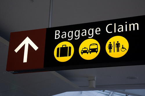 Bagages Perdus Que Deviennent Nos Bagages