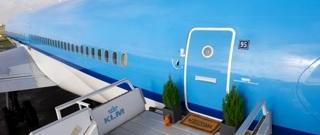 Avion Logement KLM