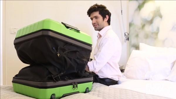 La valise Extensible Fugu
