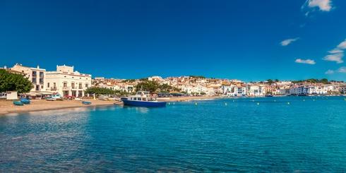 Cadaques, Spanien