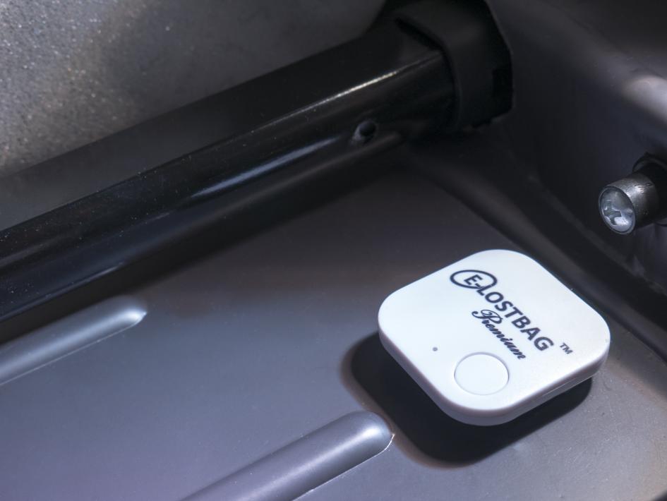 interior-premium - GPS - Tracker Luggage