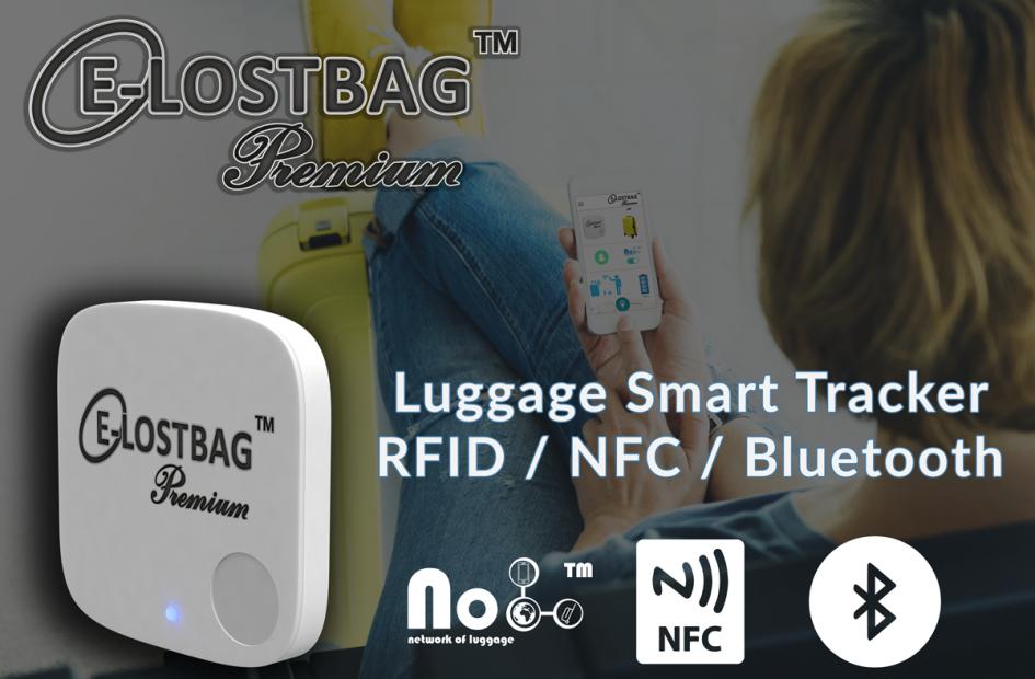 presentation E-LOSTBAG premium